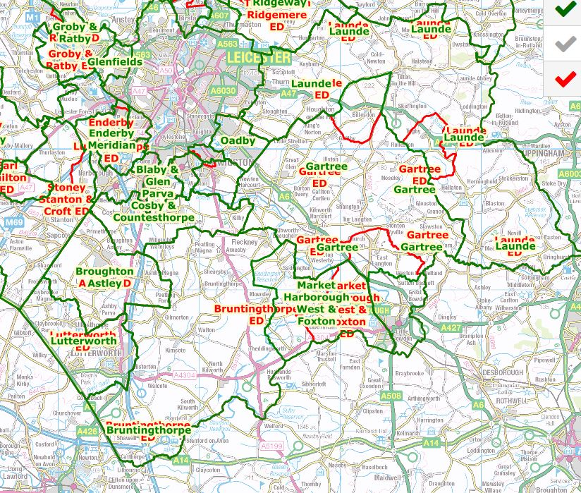 Map Of Uk Parliamentary Constituencies.Our Policies Plans And Strategies Electoral Boundaries