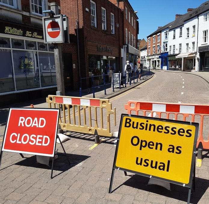 Church Street, Market Harborough