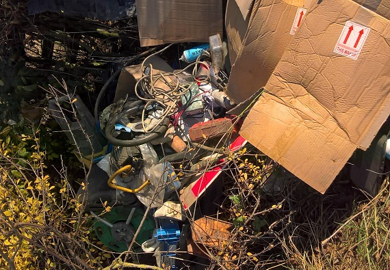 'Duty of care' flytipping