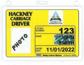 Hackney Carriage Badge