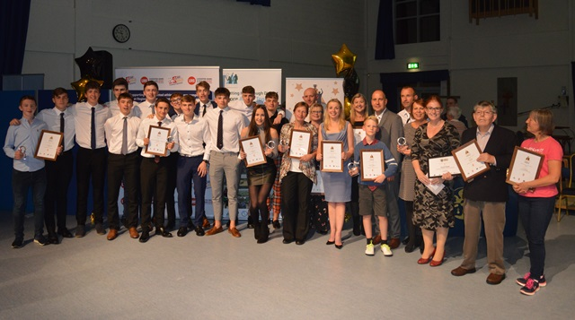 Sports Awards 2018 winners