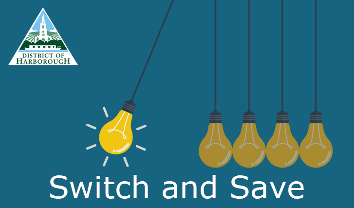 Switch and Save, logo