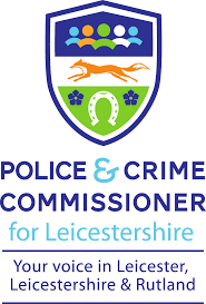 Leicestershire Police and Crime Commissioner logo