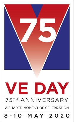 Veday 75 logo web